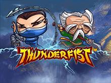 Игровой аппарат Thunderfist