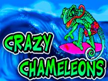 Игровой аппарат Crazy Chameleons