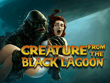 Игровой аппарат Creature From The Black Lagoon