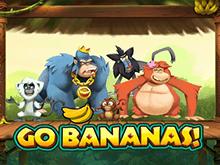 Игровой аппарат Go Bananas!