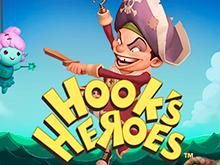 Игровой аппарат Hook's Heroes