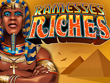 Азартная игра Ramesses Riches
