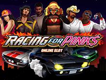 Онлайн слот Racing For Pinks