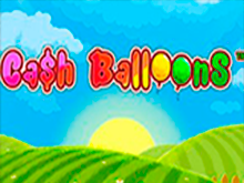 Онлайн слот Cash Balloons