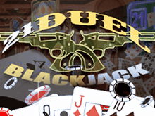 Онлайн слот 21 Duel Blackjack