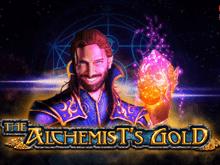 Игровой аппарат Золото Алхимика