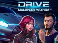 Игровой автомат Drive: Multiplier Mayhem